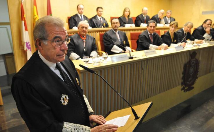 25 aniversario del Consejo General de la Abogacía de Castilla y León