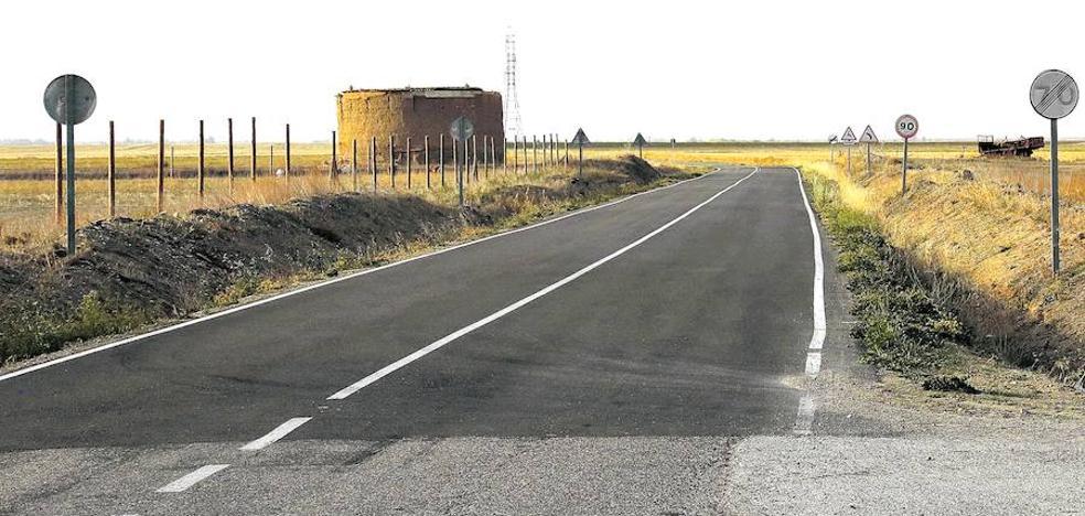 La Junta ha incrementado desde 2014 el gasto en carreteras un 129% en Palencia