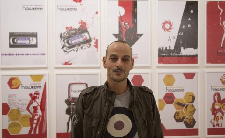El dibujante vallisoletano David Aja expone en el Museo Patio Herreriano