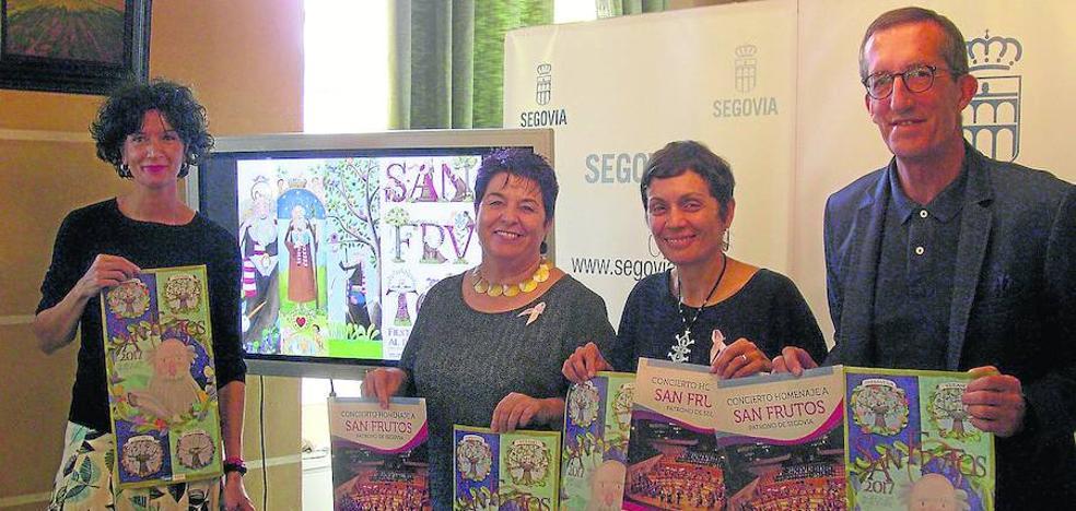 Segovia festejará San Frutos con un amplio programa de actividades