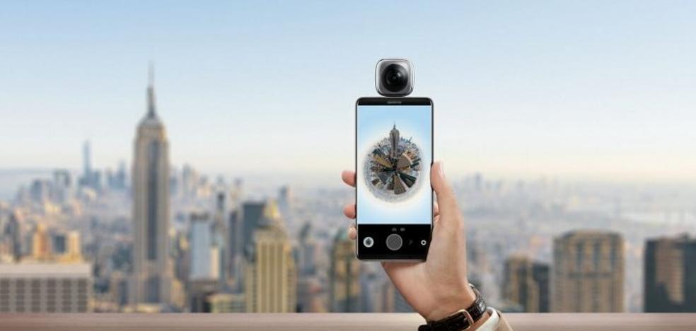 Las tecnológicas abren la guerra por las cámaras 360