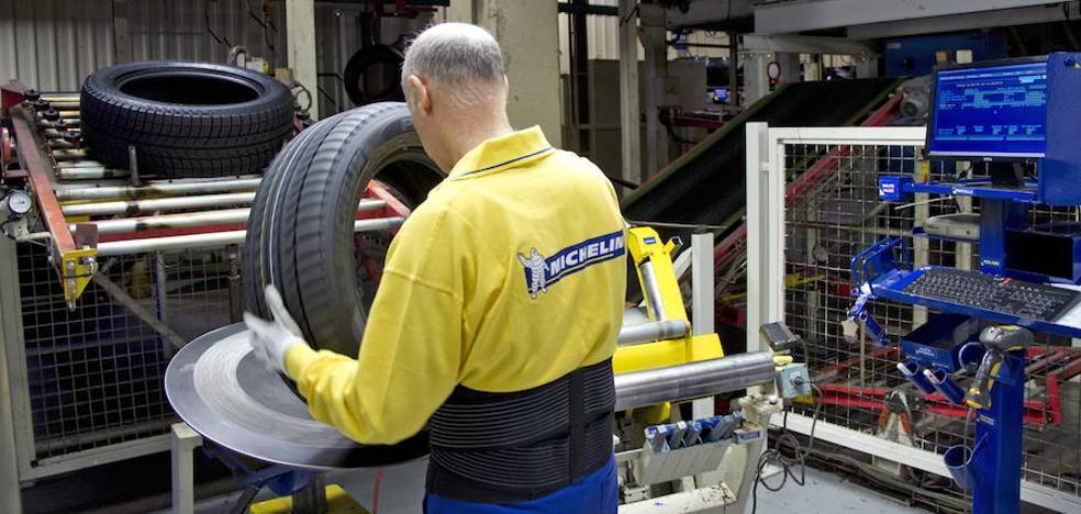 Michelin eleva el 6% sus ventas este año hasta 16.400 millones de euros