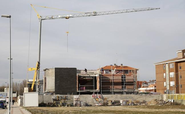 Los visados crecen en Castilla y León diez puntos más que la media nacional