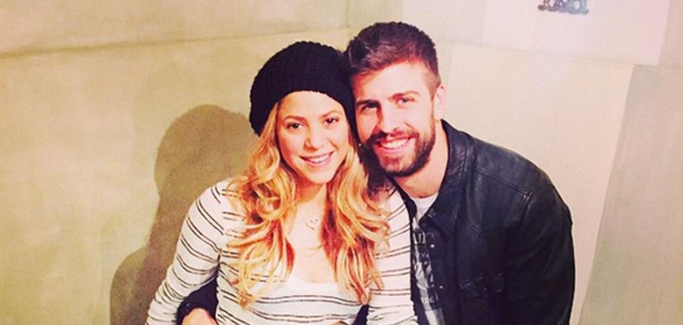 Piqué y Shakira aparcan sus rumores de ruptura