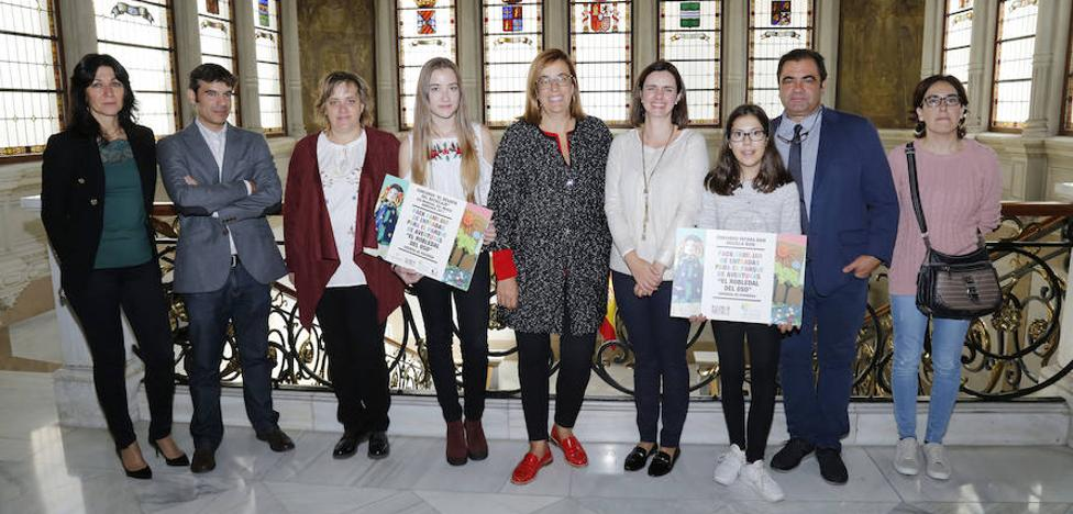 La Diputación de Palencia entrega los premios del reciclaje