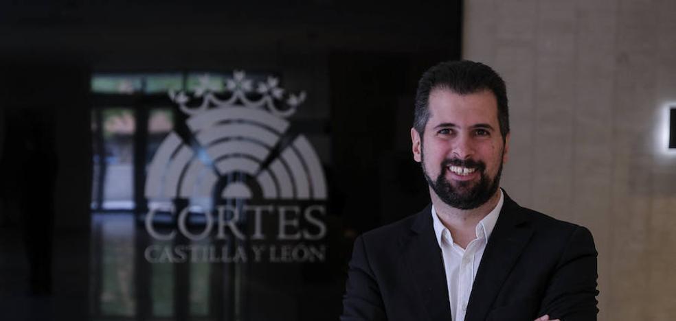 Tudanca: «Esta es la gran oportunidad de ganar al PP, porque lo necesita Castilla y León»