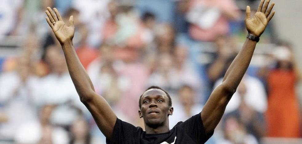 Bolt se decanta por Ronaldo para 'The Best'
