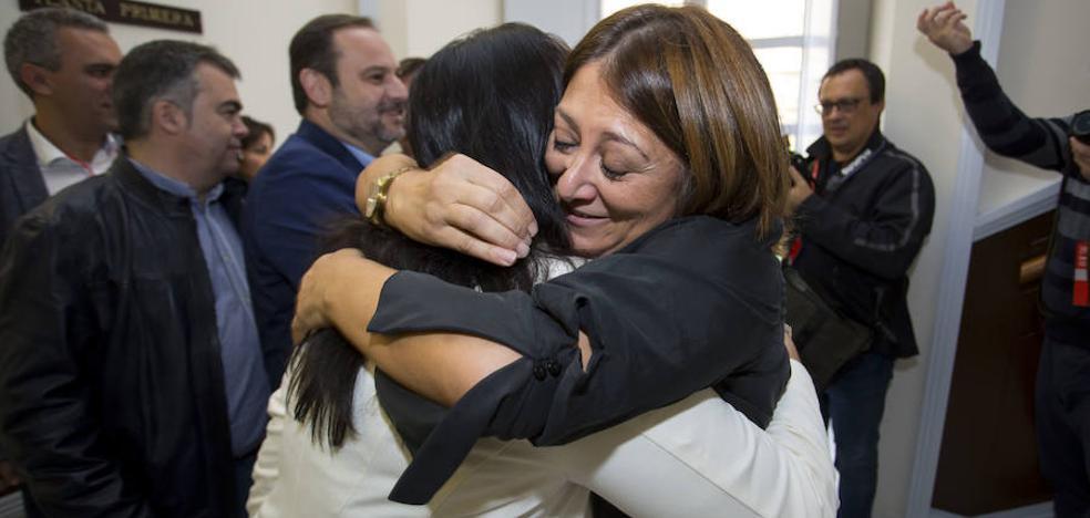 Teresa López, nueva secretaria provincial del PSOE con el 96% de los votos