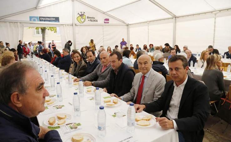 I Cata de pan organizada por El Norte de Castilla en Palencia