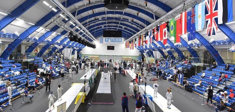 Kiskapusi se queda a las puertas de las mejores en Tallin