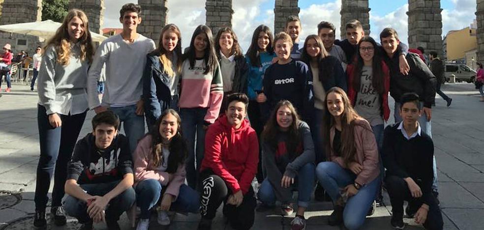 El Erasmus de las Concepcionistas mira a los refugiados