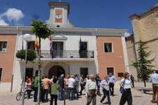 Valdestillas recrea la llegada de Carlos IV al municipio