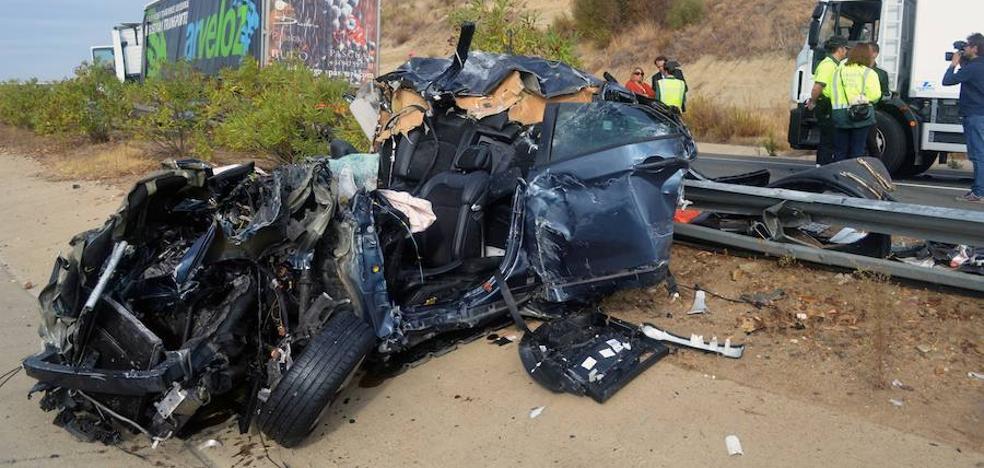 Ocho fallecidos en las carreteras el fin de semana