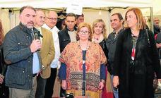 Saldaña cierra con éxito la Feria de la Alubia