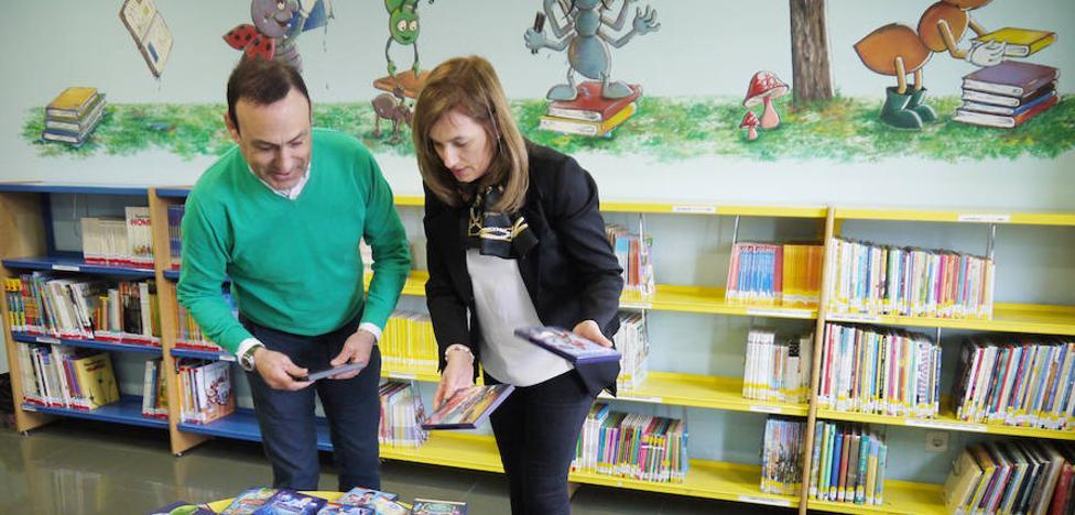 'Familias lectoras' en marcha