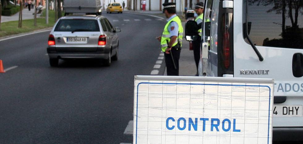 Dos detenidos en menos de 12 horas por conducir bajo los efectos del alcohol
