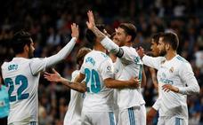 El Madrid ya disfruta en casa
