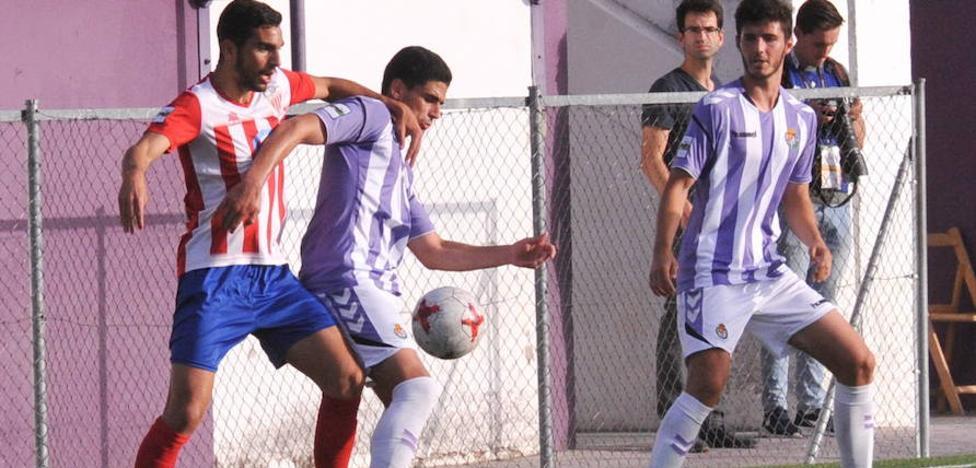 El Valladolid cae en el duelo de colistas