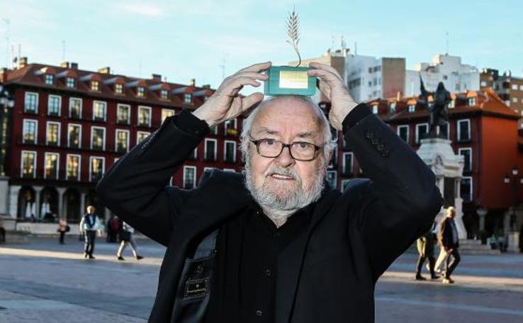 El salmantino José Luis García Sánchez recibe la Espiga de Honor de la 62 Seminci