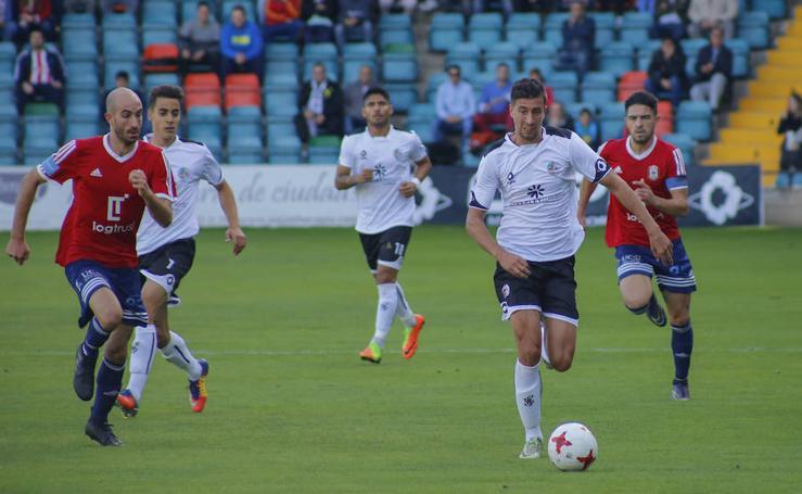Partido de Tercera División entre el CF Salmantino y el Real Ávila (1-2)