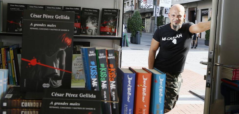 Pérez Gellida tomará parte en el ciclo Literarios de Ávila