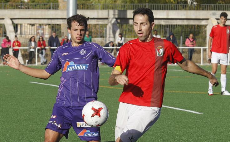 El Palencia Cristo pierde ante el Burgos (4-0)