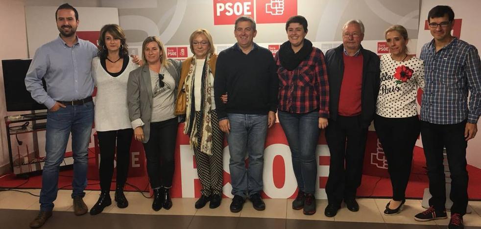 Javier Antón es el nuevo secretario general de la Agrupación del PSOE de Soria 'Pedro Marrón'.