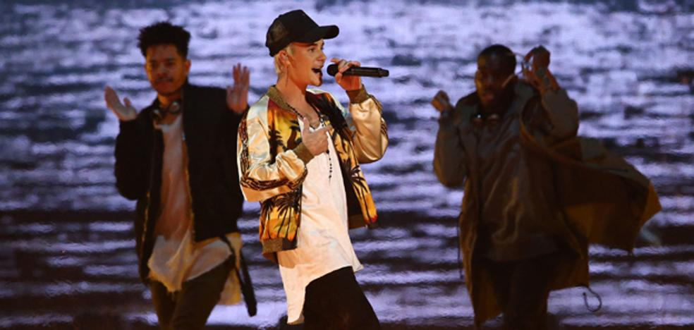 Justin Bieber rompe su silencio en las redes