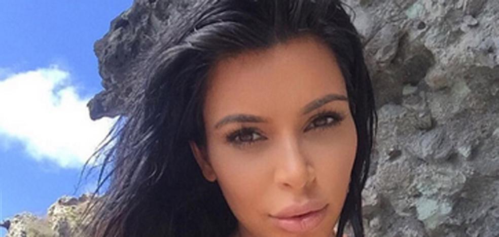 Kim Kardashian sufre un robo el día de su cumpleaños
