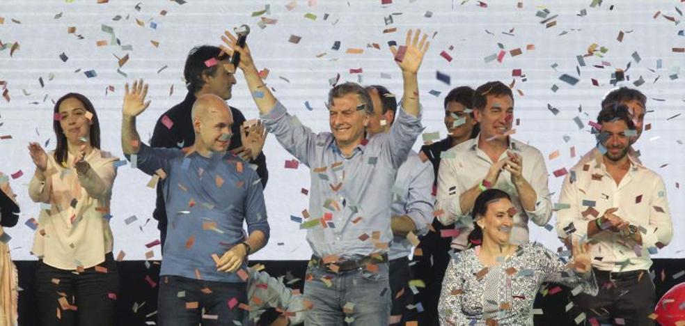 Argentina refrenda la gestión de Macri con un rotundo apoyo en las legislativas