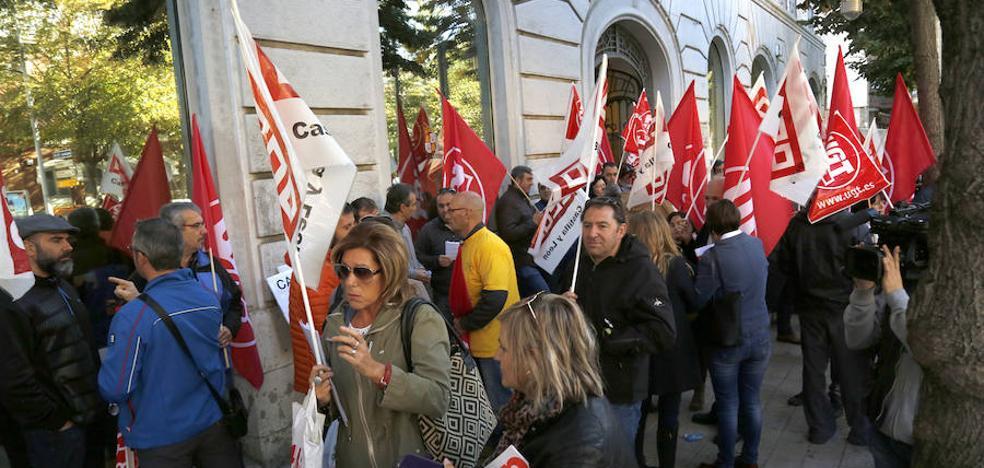 Los sindicatos reclaman una labor real de prevención de incendios en los bosques de Palencia