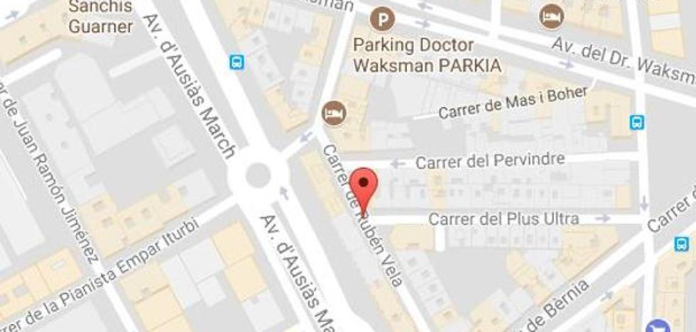 Una mujer mata presuntamente con un arma blanca a su pareja en Valencia
