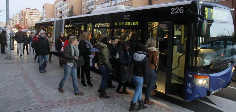 La deuda de Auvasa por el descanso de 340 conductores supera los 2,5 millones