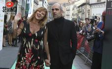 Emma Suárez y Luis Tosar: «Queremos trabajar juntos»