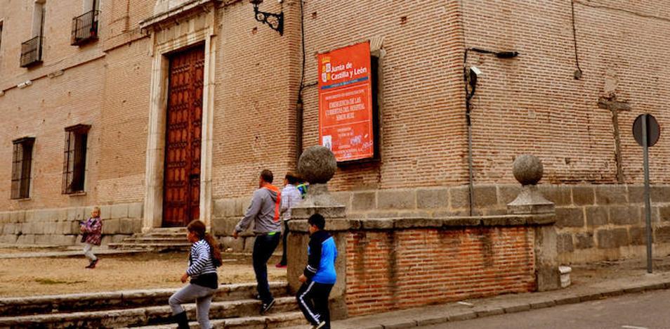 Acuerdo para reflotar el antiguo hospital Simón Ruiz de Medina