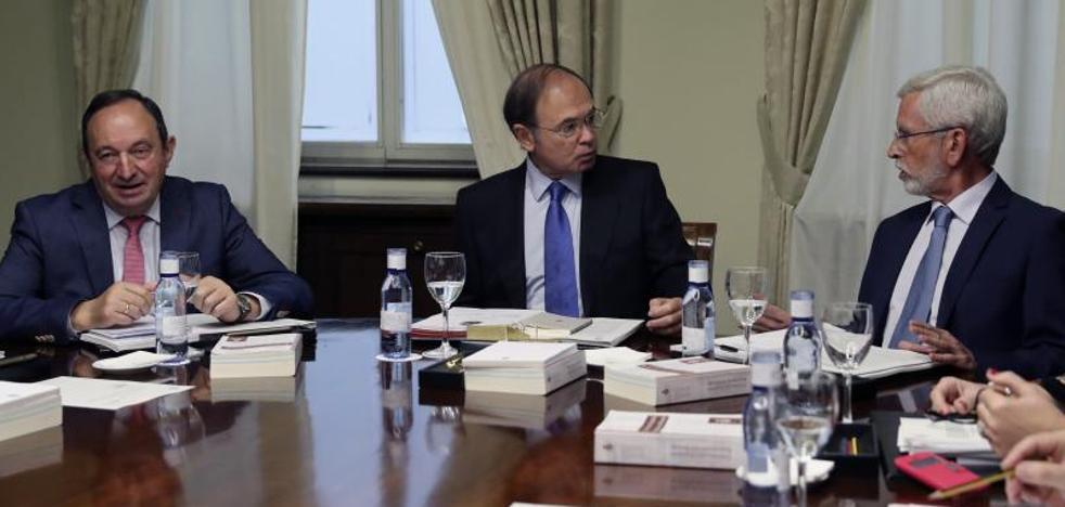El Senado fija las bases para un cara a cara entre Puigdemont y el Gobierno