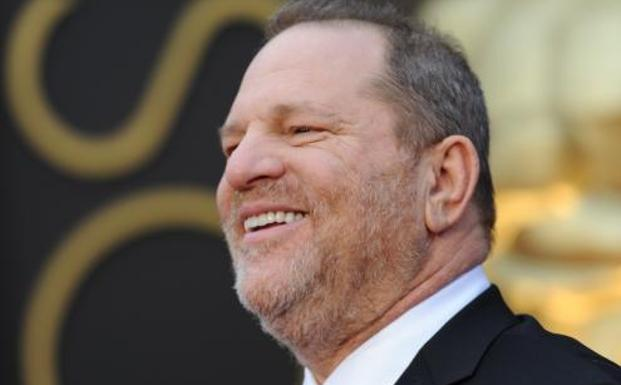 El productor Harvey Weinstein.
