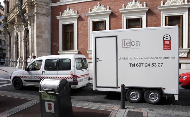 El PSOE reclama actuaciones urgentes para eliminar las tuberías de amianto en el Ave María
