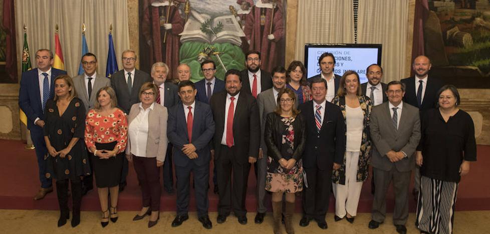 La Diputación de Palencia se une al debate sobre cómo consolidar población en el medio rural