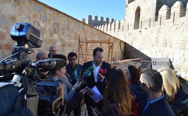 Demuestran los orígenes romanos de La Muralla de Ávila