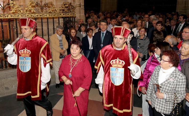 Festividad de San Frutos en Segovia