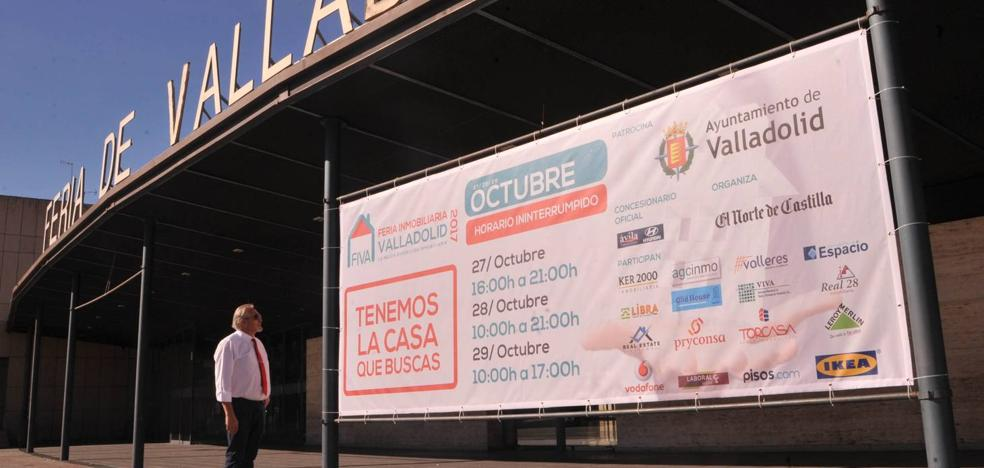 La Feria Inmobiliaria de Valladolid será testigo del repunte del sector