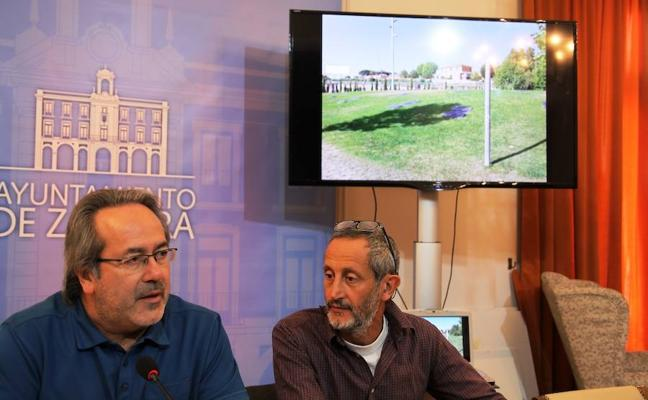 El Ayuntamiento de Zamora arreglará ocho fuentes ornamentales de la ciudad