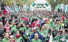 La Marcha Contra el Cáncer supera ya los 36.000 inscritos