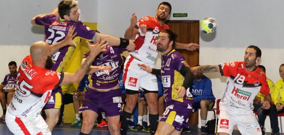 El Ángel Ximénez Puente Genil, rival del BM Nava en Copa