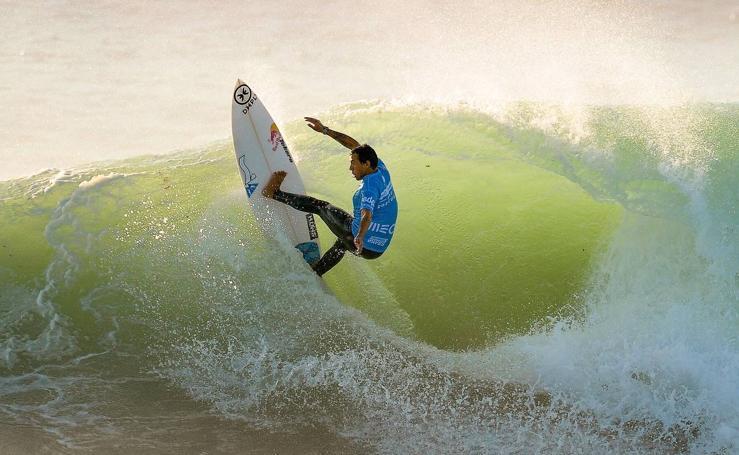 El mejor surf del mundo