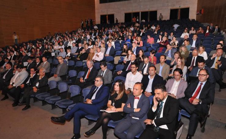 Gala anual de la Escuela de Negocios de la Cámara Oficial de Comercio, Industria y Servicios de Valladolid