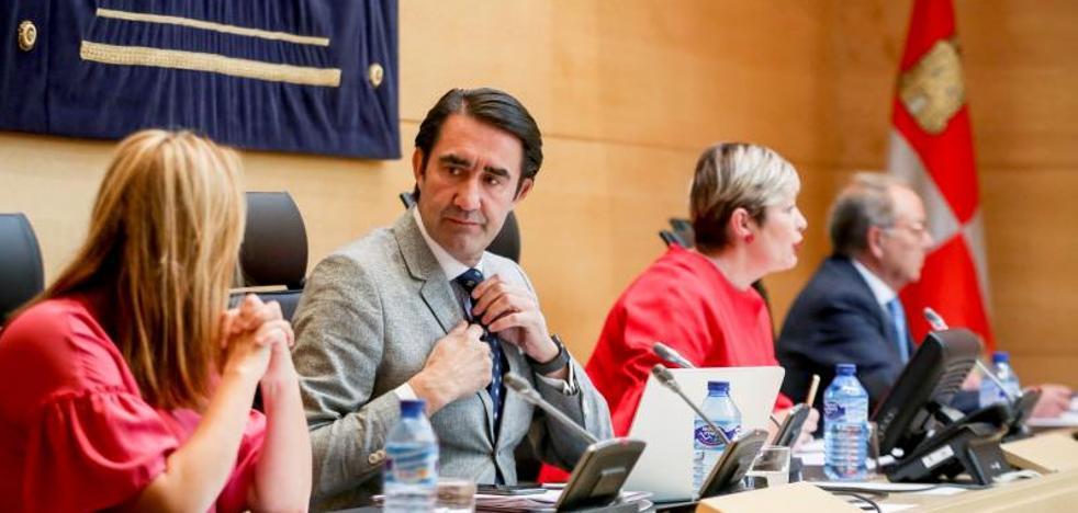 Suárez Quiñones anuncia riesgo medio de incendios en cuatro provincias