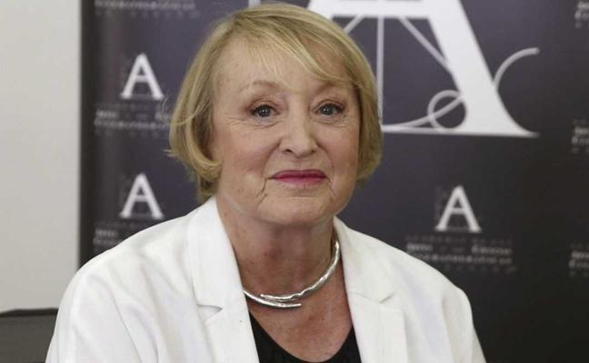 La presidenta de la Academia revela que un productor la violó cuando tenía 24 años