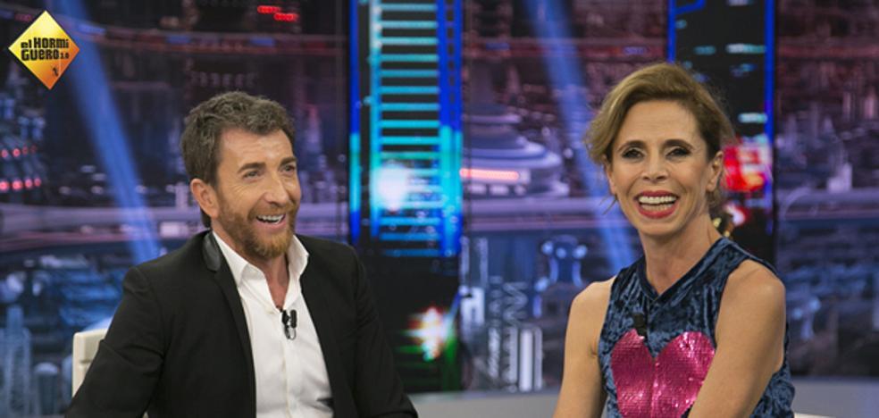 Agatha Ruiz de la Prada recuerda cómo le pidió el divorcio Pedro J. Ramírez